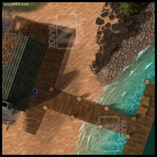 (Map Pack) Fishing Shack
