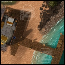 Fishing Shack [C] Open