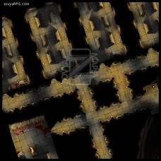 (Map Pack) Crypt of Evil