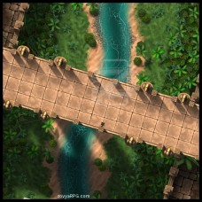 (Map Pack) Tropical Bridge