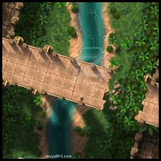 Tropical Bridge [B] Broken