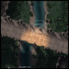 Tropical Bridge [C] +Night
