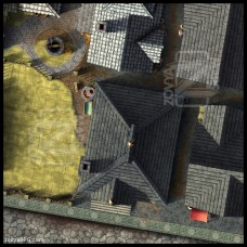 Livery in the City [D] +Roofs +Grid
