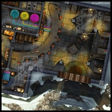(Map Pack) The Rusty Cog