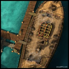 (Map Pack) The Galleon