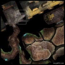 (Map Pack) Cavern Crypt