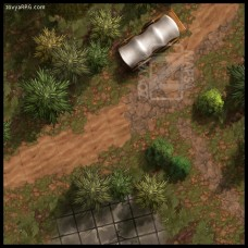 Roadside Encounter [C] +Wagon +Grid